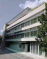 La sede di Confindustria Modena